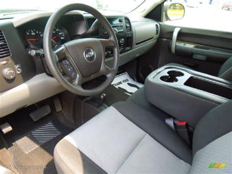 2008 Silverado Interior by Titanium Interior 2008 Chevrolet Silverado 1500 Ls
