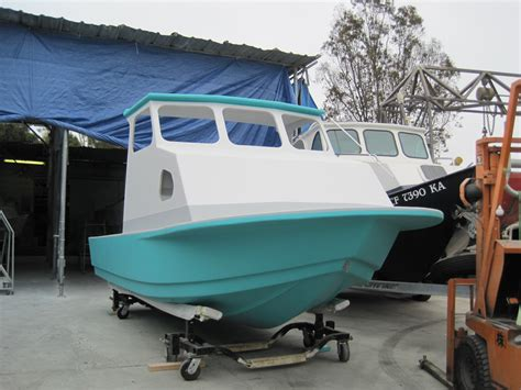 new round boat kp s round up new displacement hull