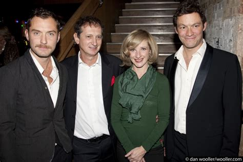Jude Attends The Vic Relaunch Drinks Reception by Forever Fundraising Gala Theatre Photography From