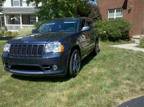 Jeep Srt 2010 Review 2010 Jeep Grand Srt 8 The About Cars