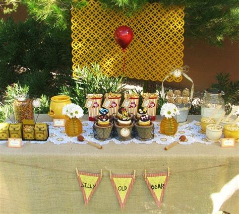 Cowboy Decorating Ideas Home by Winnie The Pooh Parties Time For The Holidays