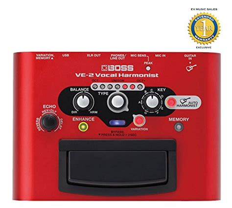 best harmonizer pedal the 4 best vocal harmonizer pedals reviews 2017