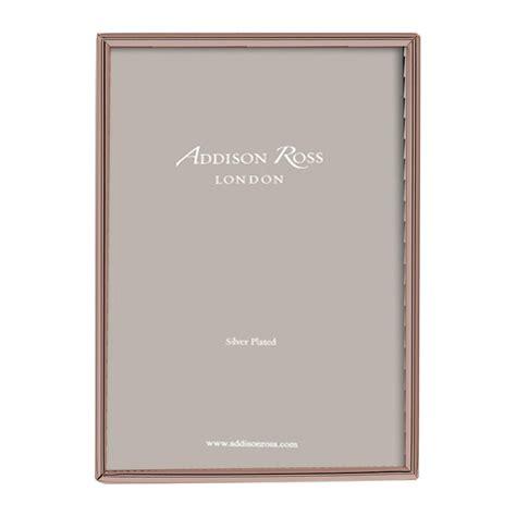 us home photo buy addison ross thin rose gold photo frame 8x10 quot amara