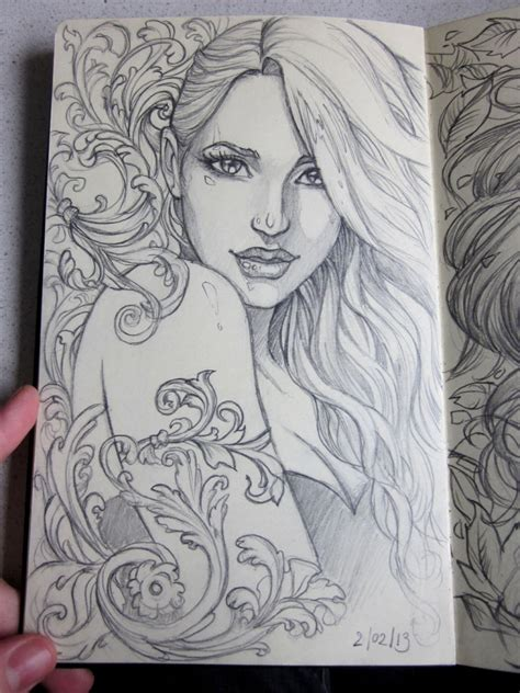 Sketches From A S Album by Amazing Sketches My Friend S Amazing Sketches Album On