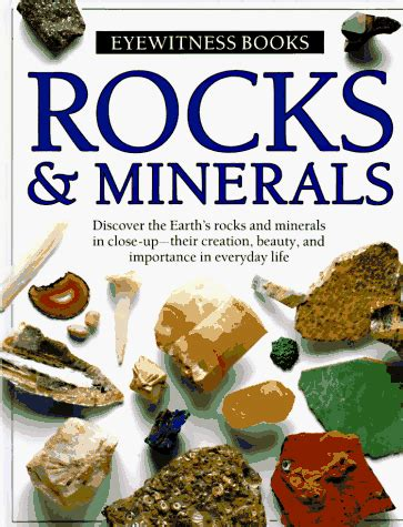 rocks minerals eyewitness books by steve