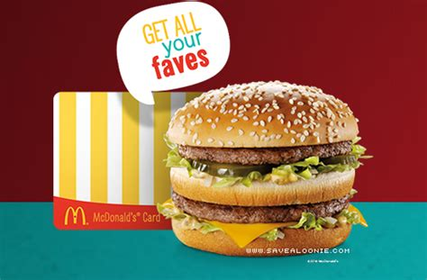 Mcdonalds Gift Card Giveaway - mcdonald s gift card giveaway