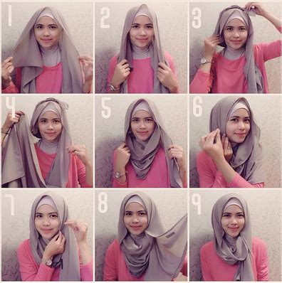 kumpulan video tutorial hijab simple kumpulan tutorial hijab kalung simple 2016