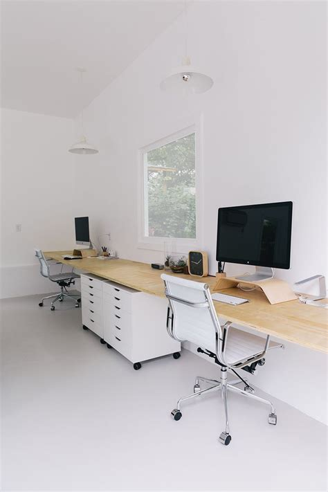 long office desk for two long office desk epic in office desk design ideas with