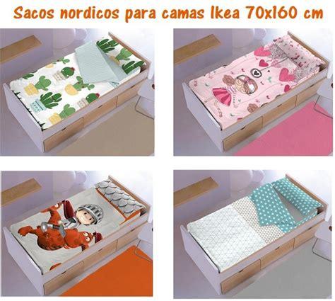 sacos de dormir para camas de 90 sacos nordicos para camas ikea de 70x160 cm para ni 241 os