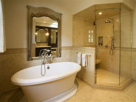Master Bathroom Mirror Ideas Master Bedroom Design Ideas Teak Wood Framed Wall Mirror Brick Accent Walls Master Bathroom