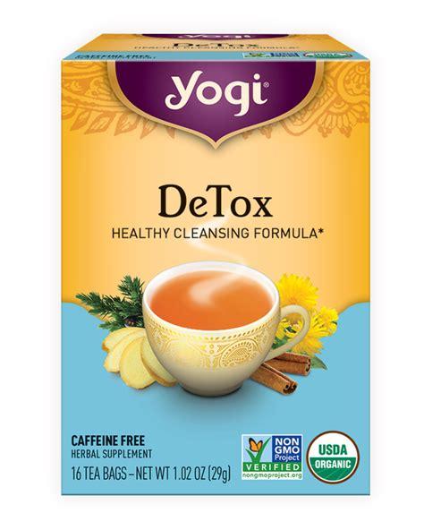 Yogi Berry Detox Review by Yogi Tea Detox Herbal Tea Reviews