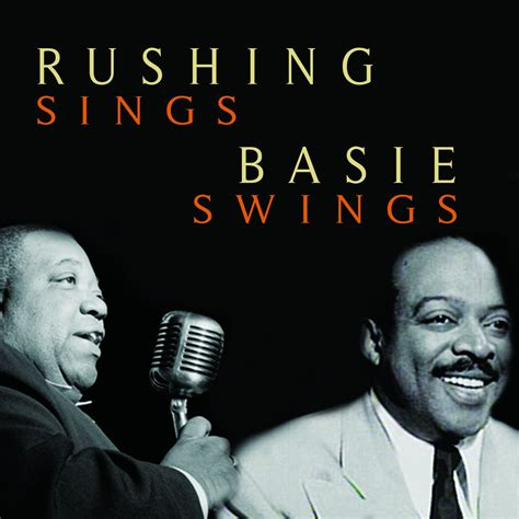 count basie orchestra swinging singing playing rushing sings basie swings count basie and his