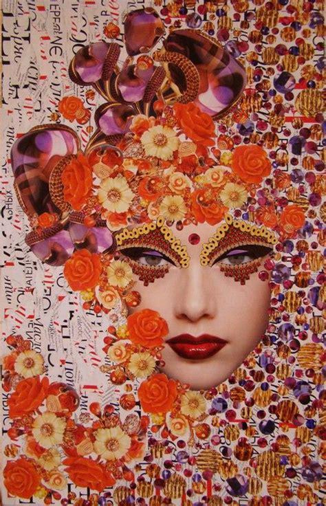 Handmade Collage - emilia elfe handmade collage plaatjes