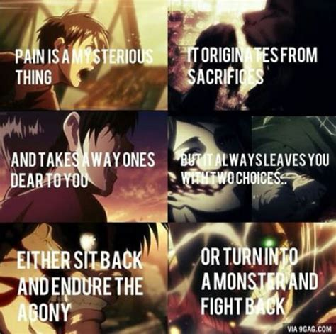 anime fight quotes relatable badass anime quotes anime amino