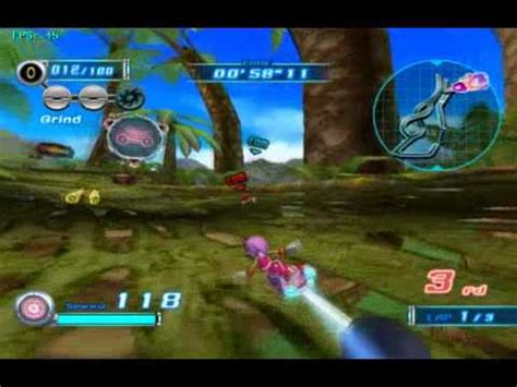 sonic riders: zero gravity (wii) on dolphin wii/gc