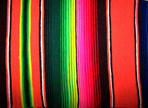 Mexican Chairs Hammock Heaven Orange Mexican Blankets Large