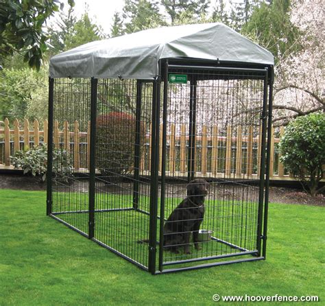 10x20 kennel akc licensed pro breeder welded wire modular kennel systems hoover fence company