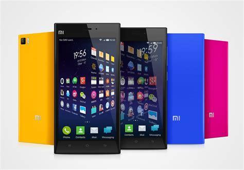 Hp China Xiaomi Mi3 xiaomi mi3s ser 225 lanzado en abril con 4g lte junto a un m3s y 2 nuevos redmi hongmi gizchina