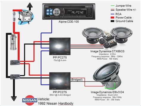 component speaker wiring diagram vivresaville