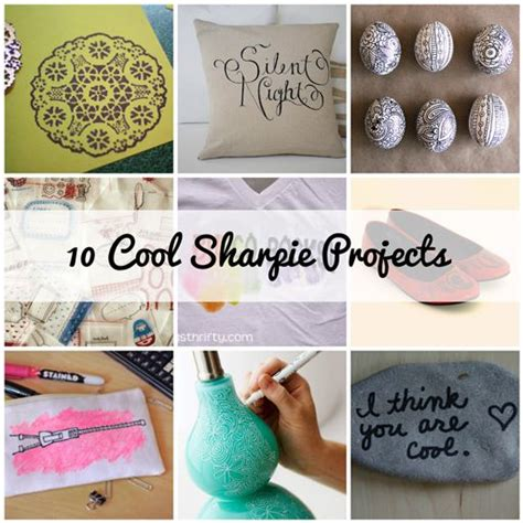 diy sharpie projects the i and sharpie crafts on