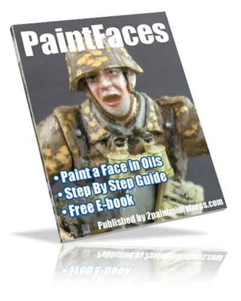 Painting 1 35 Faces by Beginners Guide To Paint And Miniatures