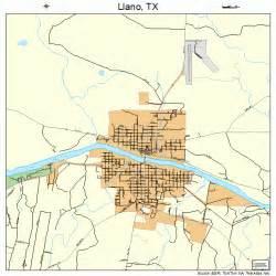 llano map 4843144