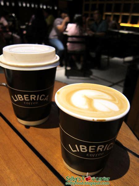 selby s food corner liberica coffee
