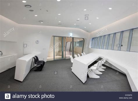 zaha hadid interior dongdaemun design plaza ddp seoul korea south