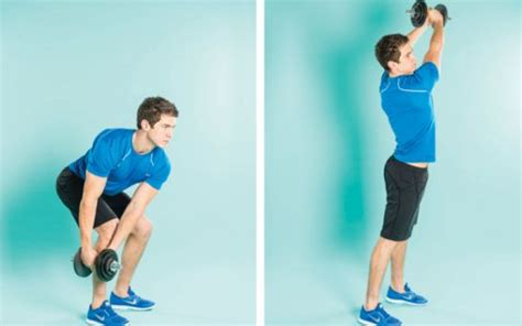 dumbbell abs workout for a solid coach