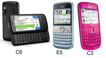 Hp Nokia C3 Nya nya mobiler fr 229 n nokia c6 c3 och e5 ifongards blogg