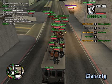 Or Multiplayer San Andreas Multiplayer Let 246 Lt 233 S