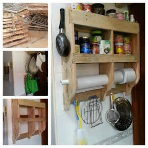 Diy Kitchen Shelving Ideas Diy Kitchen Shelf With Wood Pallets Pallet Ideas Recycled Upcycled Pallets Furniture Projects
