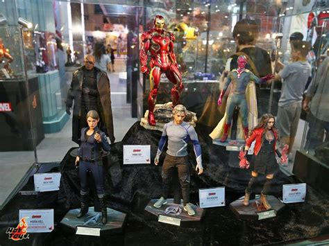Iron Vi Toys Cosbaby Ironman 6 thoughts on the toys from acghk2015 quicksilver drax