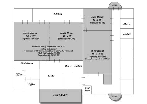 cultural center floor plan floor plan st mary s cultural center