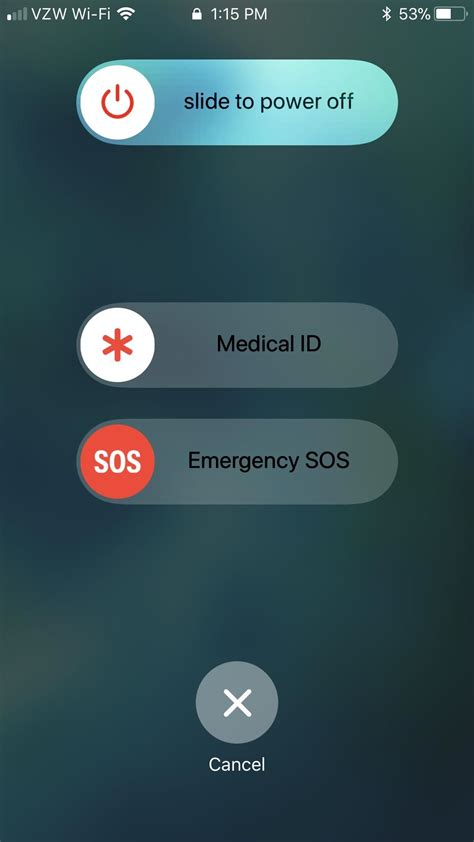 iphone emergency sos how to use the emergency sos shortcut on your iphone in ios 11 171 ios iphone gadget hacks