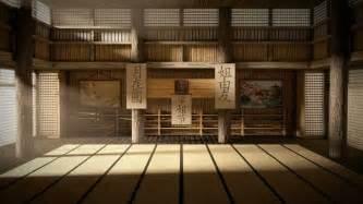 Traditional Japanese Floor Plans Hd Naginata Youtube
