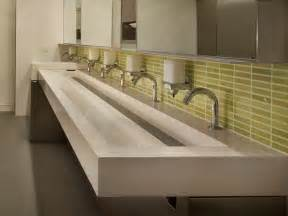 Bathroom Trough Sink by Ideas Design For Bathroom Trough Sink 19942