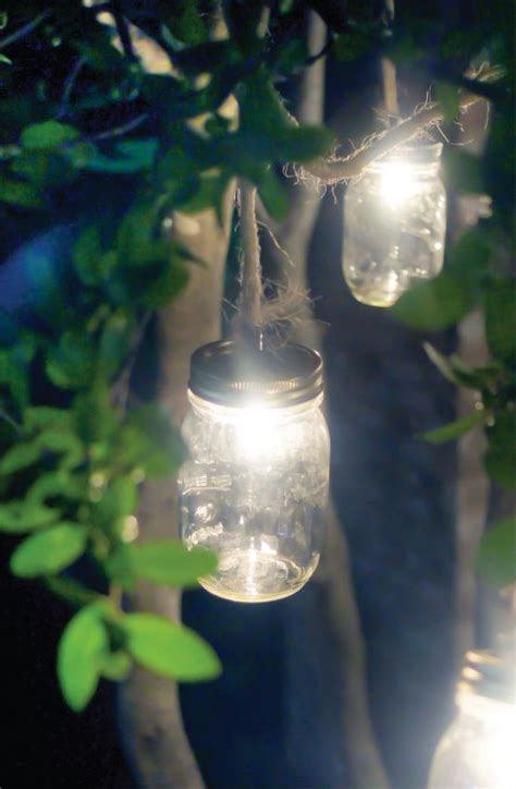 Jar Patio Lights by The Jar Outdoor Lights Jars