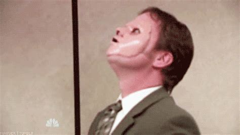 The Office Cpr by Dwight Schrute Gifs Wifflegif
