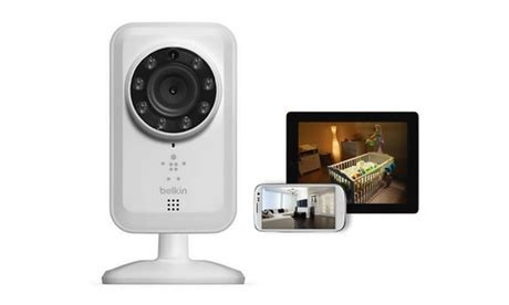 belkin f7d7601 netcam wi fi ip security camera for aed 299