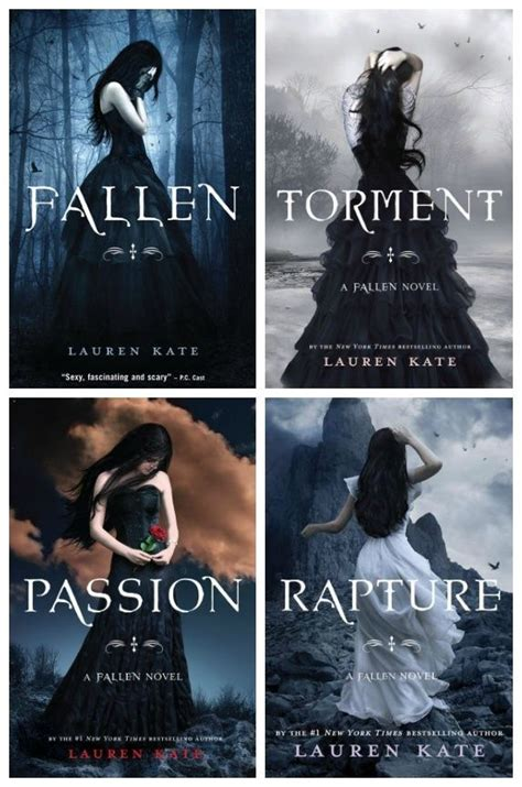 the book series fallen series i want to read these books books i cannot live without