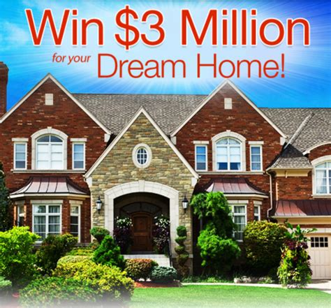 Pch Dream House Sweepstakes - 3 million dream home pch autos post