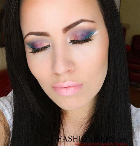 party makeup tutorial party makeup bird of paradise eye makeup tutorial