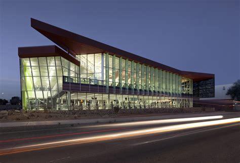 architecture uni courses of arizona student recreation center expansion