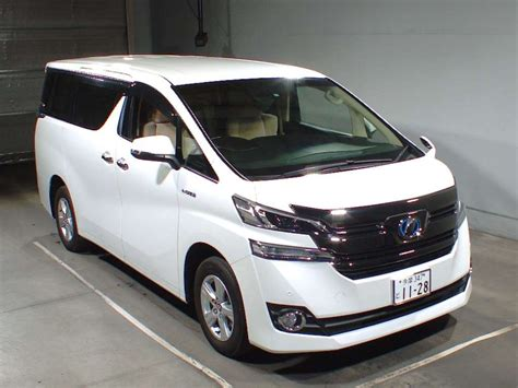 2016 Toyota Alphard 2 5 X A T up to 10 000 toyota alphard and vellfire hybrid