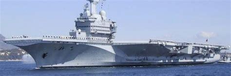 portaerei francesi la francia 232 ora in guerra inviata portaerei nucleare