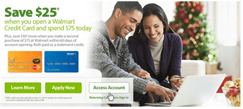 walmart credit card review is it worth it