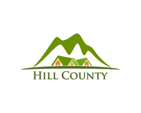 Design Hill Logo | hill county designed by khushigraphics brandcrowd