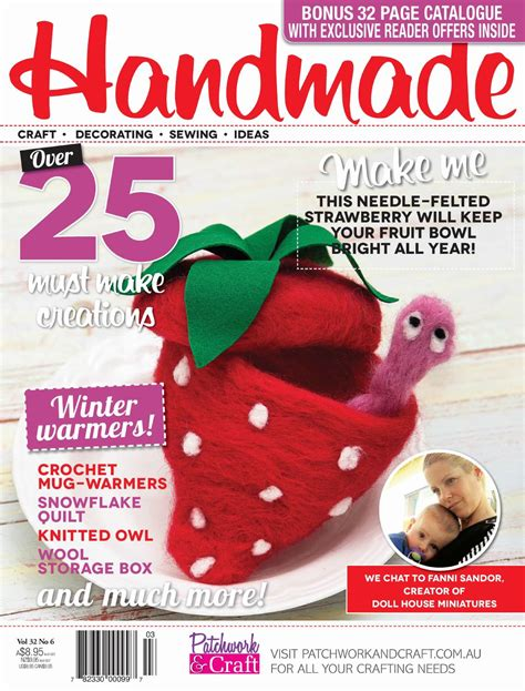 Handmade Magazines - handmade magazine vol 32 no 6 by handmade issuu