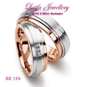 Cincin Kawin Palladium Black Gold cincin kawin gold rr124 toko perhiasan terbaik cincin kawin tunangan palladium